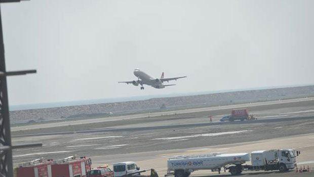 Ordu-Giresun Havalimanı'na ilk Uçak İndi