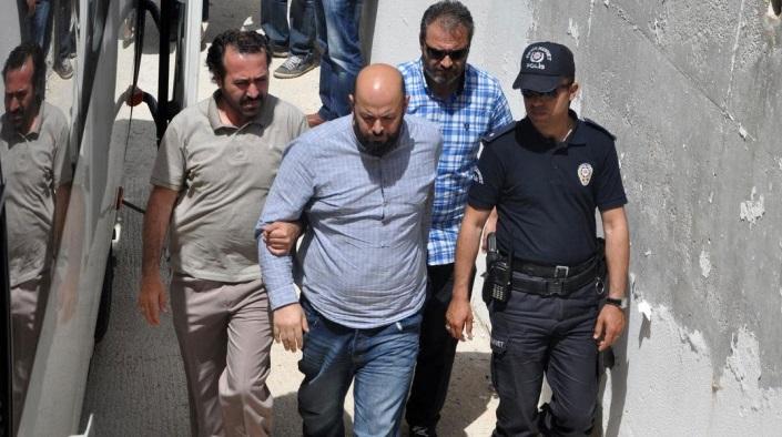 Konya merkezli 'Paralel yapı' Operasyonunda  5 Tutuklama