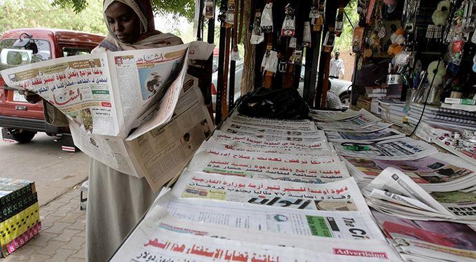 Sudan'da 9 Gazete Toplatıldı