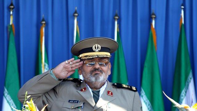 İran Genelkurmay Başkanı'ndan Tehdit