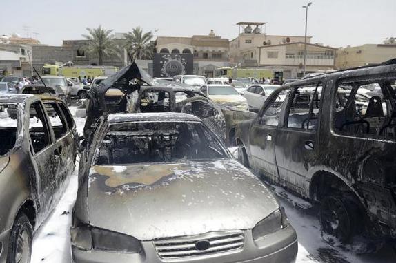 IŞİD Suud'da; Cami'ye Bombalı Saldırı