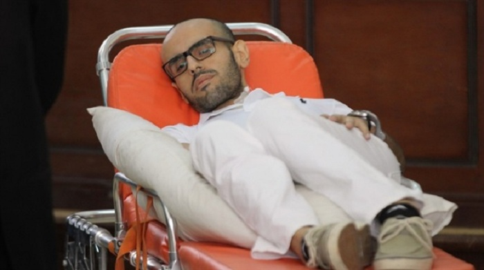 Açlık Grevindeki Muhammed Soltan Serbest