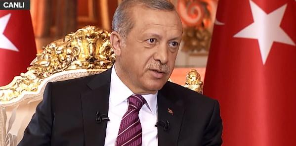 Erdoğan, Yeni Anayasa ve Başkanlık Sistemi İçin Startı Verdi