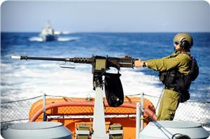 İşgal Donanması Gazze Açıklarında Filistinli Üç Balıkçıyı Yaraladı