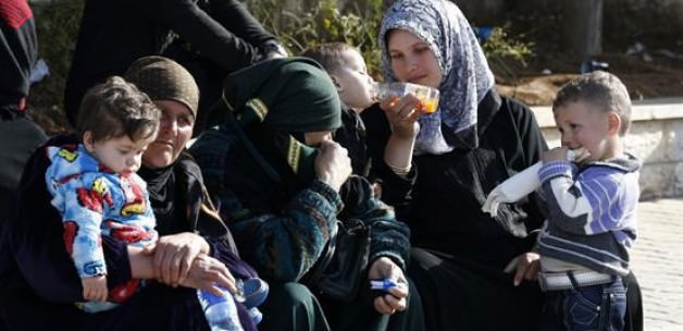 'Okumuş' Suriyelilere Oturum İzni