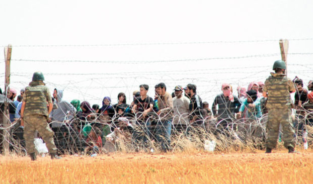 Türkmen Bölgesi'nde Çatışma Çıktı