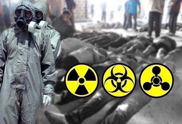 """Esad Rejimine Yine Kimyasal Silah"""" Suçlaması"""