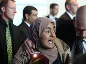 Genç gazeteci Sisi'yi Protesto Anını Anlattı