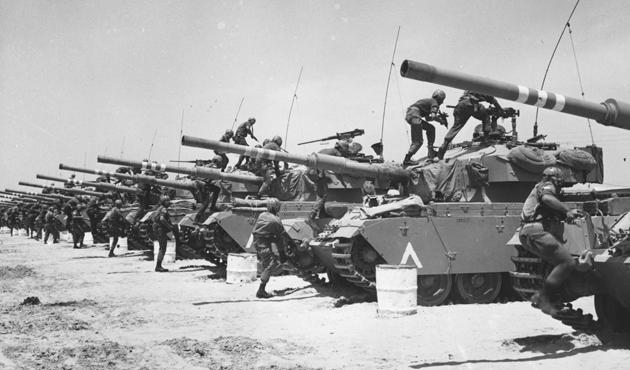 Kudüs'ün işgalinin Başlangıcı: Altı Gün Savaşları