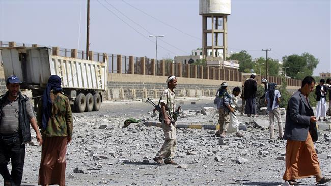 Suud Yemeni Bombaladı