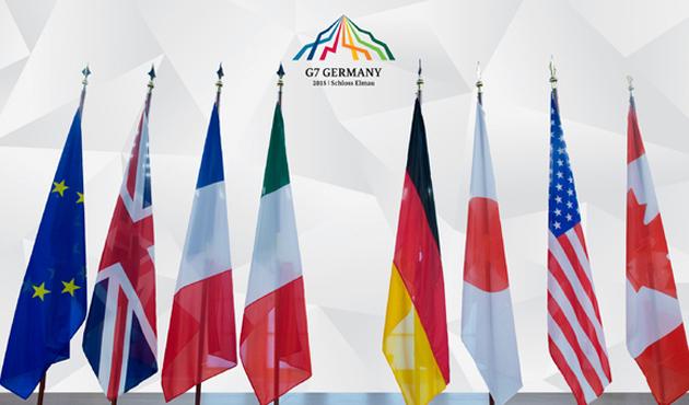 G7'de ilk gün Rusya ve Yunanistan Görüşüldü