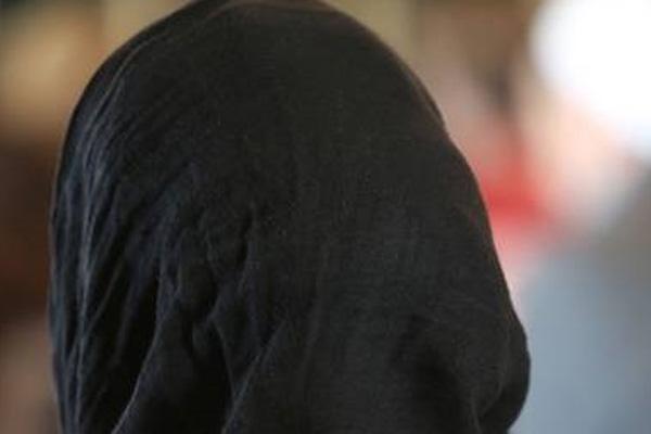 MüslümanKadına Irkçı Saldırı