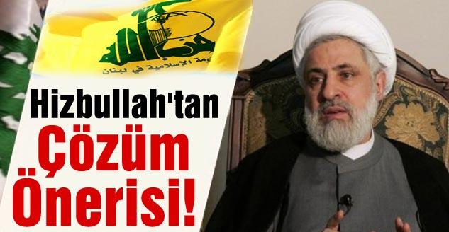 Hizbullah, Sorunu Çözmek İçin Yapılması Gerekeni Açıkladı.
