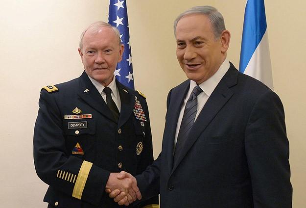 'İsrail Ordusu ile Gurur Duyuyoruz'
