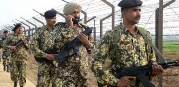 Hindistan-Myanmar Sınırında Operasyon