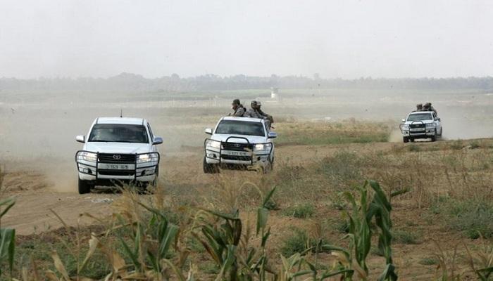 Ahronoth Gazetesi: Kassam Savaşçıları Sınırda Devriye Geziyor