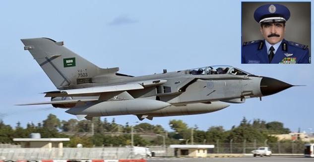 Suud Hava Kuvvetleri Komutanı  Füze Saldırısında  Ölmüş