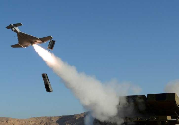 İsrail 'Kamikaze İHA' Üretiyor
