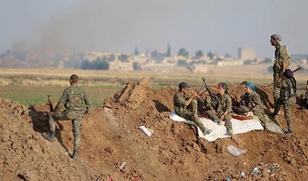 ABD'den YPG'li Komutana Taziye