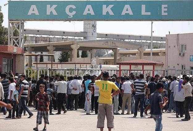 YPG, Tel Abyad'a Dönüşlere izin Vermiyor