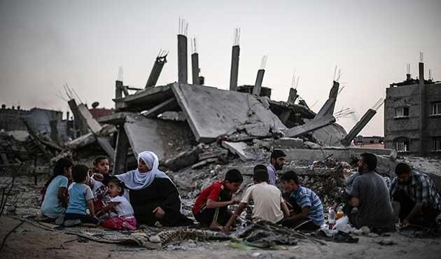 BM, Filistin'i de Suçlu' Buldu