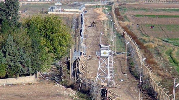 TSK Mardin SınırınaHendek Kazıyor
