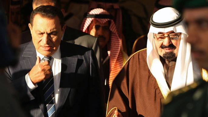 Suudi WikiLeaks'ten 10 milyar dolarlık Mübarek çıktı!