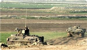 İşgal Güçleri Gazze Şeridi'nin Kuzeyinde Sınır İhlali Yaptı