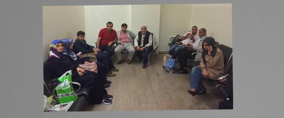 Türkiyeli Gazetecilere 10Yıl İsrail Yasağı