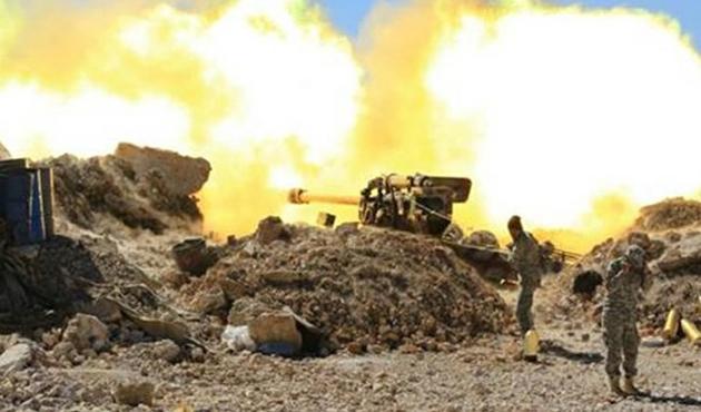 Kalamun'da Hizbullah - Nusra Çatışması Sürüyor