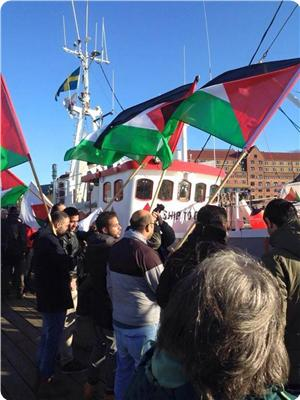 Özgürlük Filosu-3'ün Bir Gemisi Gazze'ye Doğru Yola Çıktı