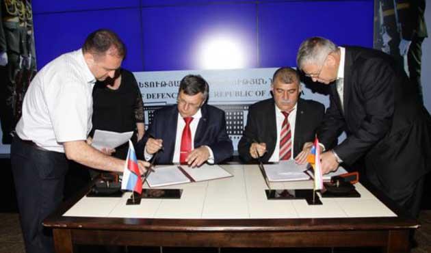 Rusya Ermenistan'a üs Kuruyor