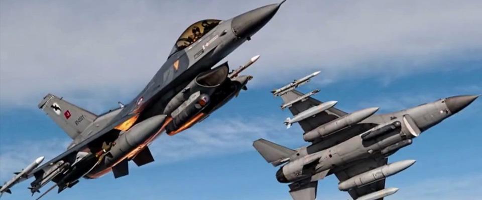 Sınırda Türk jetleri Alarm Durumunda!