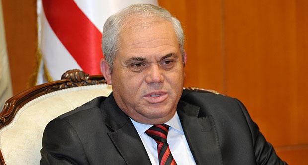 KKTC Başbakan İstifa Etti