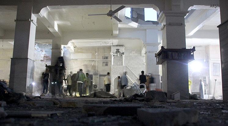 Suriye'de İftar Vaktinde İntihar Saldırısı