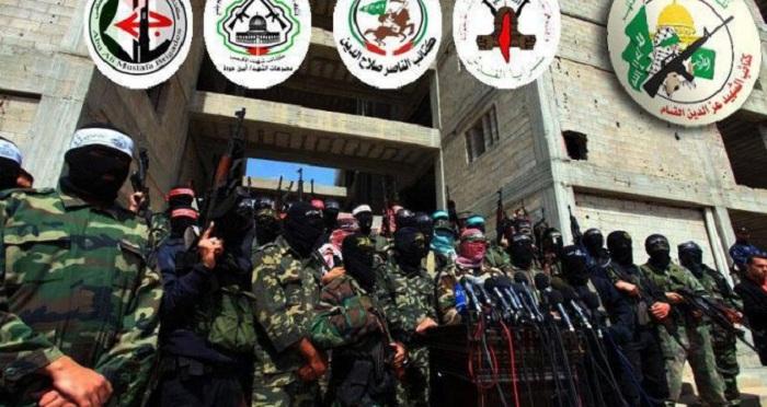 Filistinli direniş gruplarından Hamas'a yönelik tutuklamalara tepki