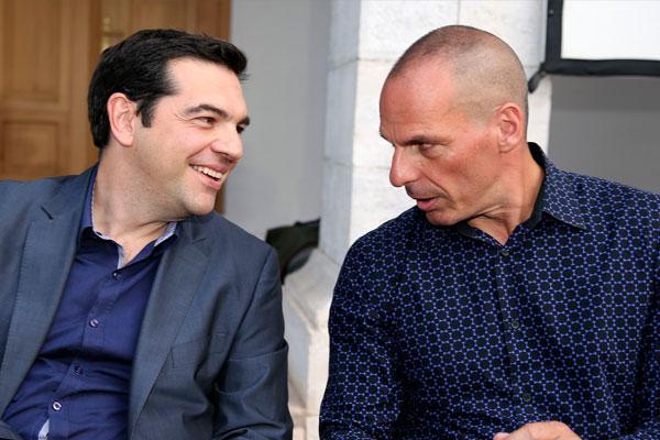 Yunanistan'ı Sarsacak İstifa