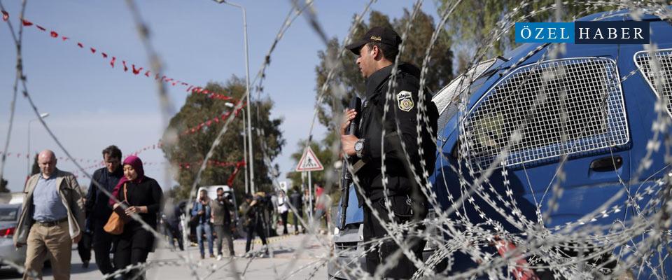 Tunus, Libya Sınırına Duvar Örecek!