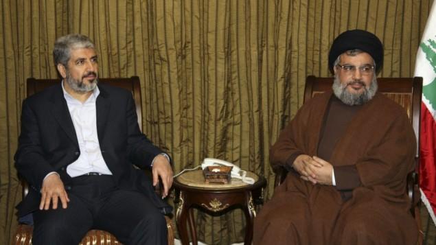 İsrail Basını: Hamas-Hizbullah Yakınlaşması Yeni  Değil