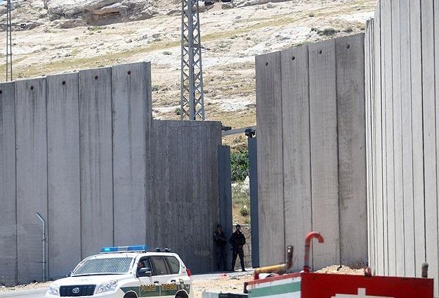 Filistin'den BM'ye Ayrım Duvarı' Çağrısı