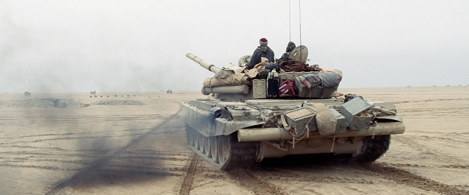 Türk Tankları Bombaladı