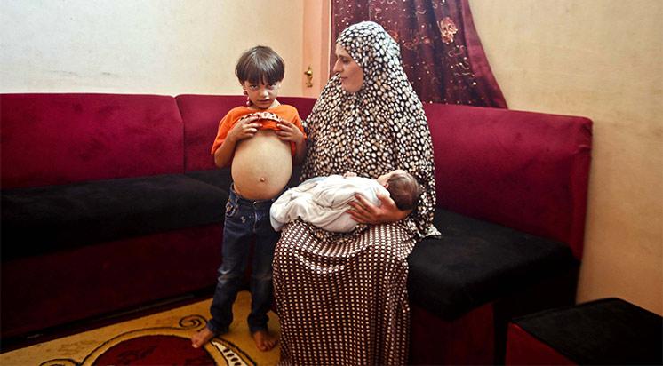İsrail, Gazzeli Çocukların Kabusu
