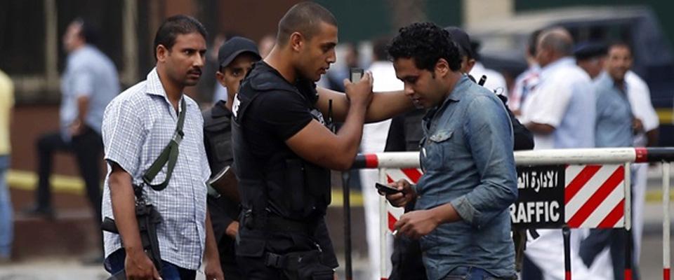 Mısır'da Korkunç Patlama!