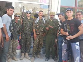 PKK/PYD DEAŞ'ı Model Aldı