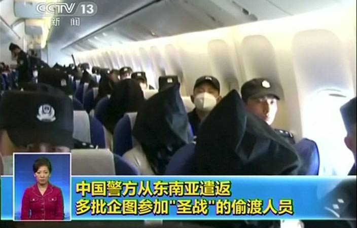 Tayland Uygurlar İçin Para Aldı İddiası