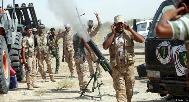 IŞİD kendi Militanlarına Bile Acımadı.