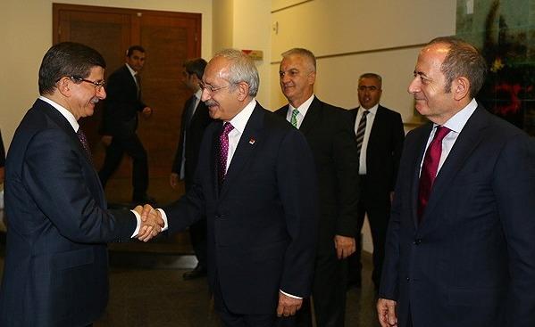Kılıçdaroğlu: AK Parti ile Olmazsa  Üzülürüm