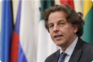 Hollanda Dışişleri Bakanı Gazze'ye Ulaştı