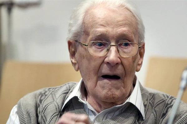 Nazi Subayına Sadece 4 yıl Hapis