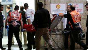 Kudüs'te Bıçaklı Saldırıya Uğrayan Yahudi Yerleşimci Yaralandı